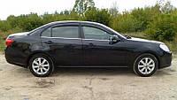 Дефлекторы окон Chevrolet Epica II Sd 2006-2010/Chevrolet Evanda 2004-2006 (Шевроле Эпика) Cobra Tuning