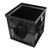 Пластиковый дождеприемник для сбора воды 300х300