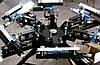 Оборудование для шелкографии 4х6, Шелкотрафаретный карусельный станок