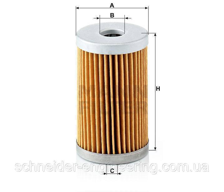 Sotras SA6105 Фильтр воздушный