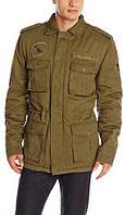 Утепленная полевая куртка M-65 Altimeter Alpha Industries (оливковая)