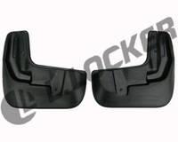 Брызговики Honda Civic HB (12-) (Хонда Сивик) (2 шт) передние (Lada Locker)