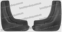 Брызговики Mazda 6 sedan (12-) (Мазда 6) (2 шт) задние (Lada Locker)