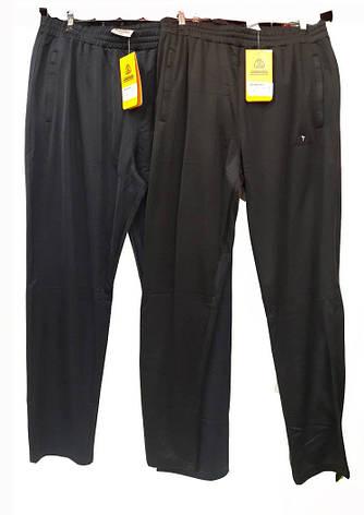Мужские спортивные брюки из эластика Schumaher большой размер, фото 2