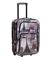 Дорожный чемодан на колесах Bonro Best City Небольшой, фото 1