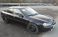 Дефлекторы окон Ford Mondeo II Sd/Hb 5d 1995-2001 (Форд Мондео 2) Cobra Tuning