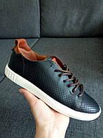 Мужские кеды-кроссовки Prime Original черные 163