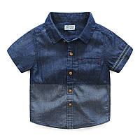 Джинсовая рубашка оптом в категории рубашки для мальчиков в Украине ... 8727fa2ed49d9