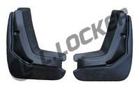 Брызговики Ford Focus III HB (11-) (Форд Фокус 3) (2 шт) задние (Lada Locker)