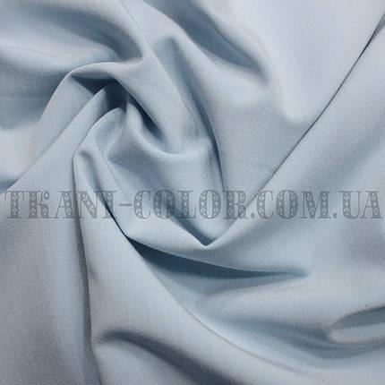 Костюмная ткань тиар голубая, фото 2