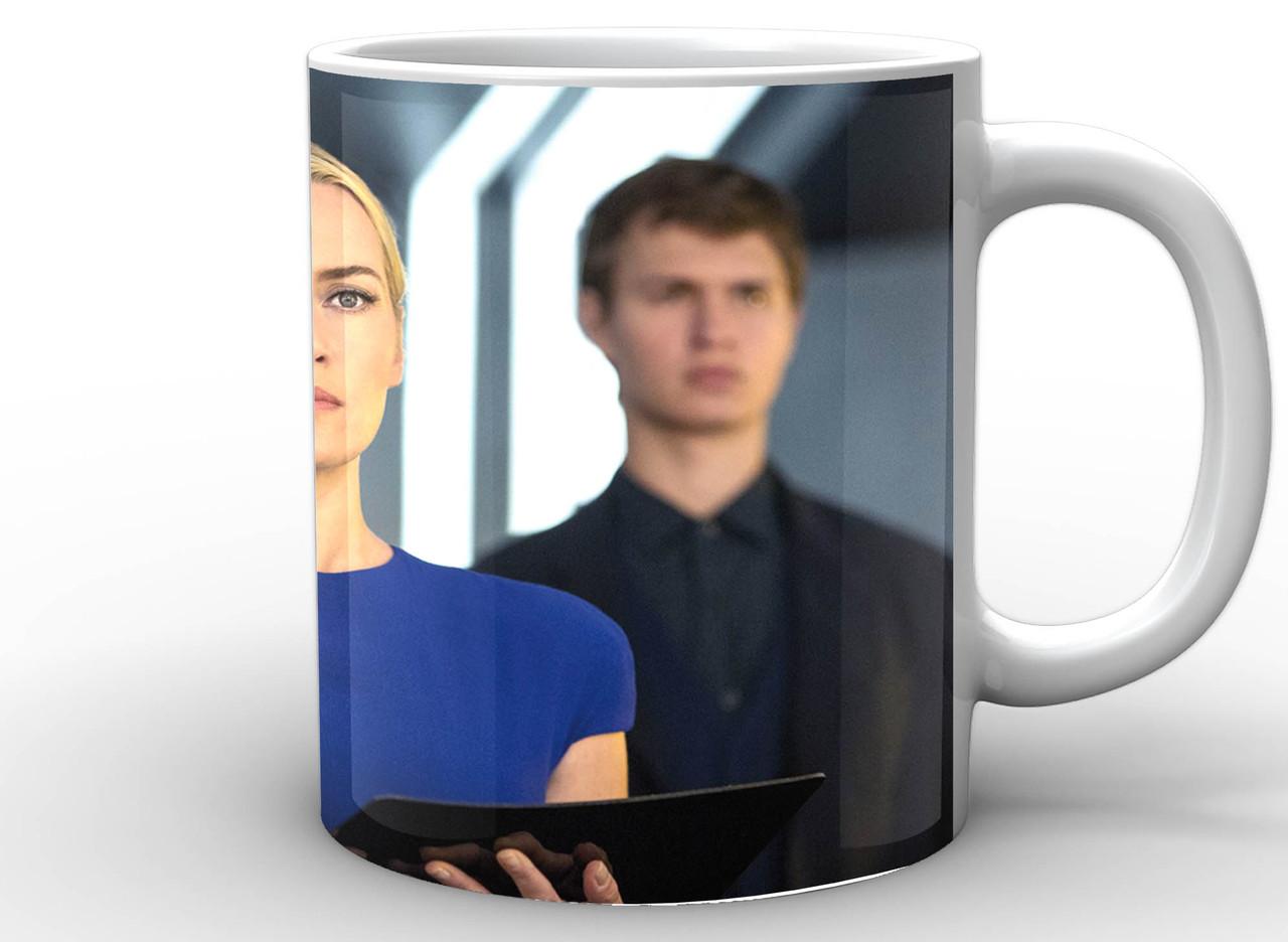 Кружка Geek Land Дивергент Divergent Kate Winslet DV.002.19