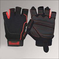 Перчатки мужские Mens Gloves GL-109A Black/red размер XL
