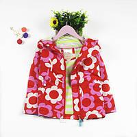 Весенее пальто куртка детская с капюшоном Meanbear водонепроницаемая з  котоновой подкладкой f7e89acc40979