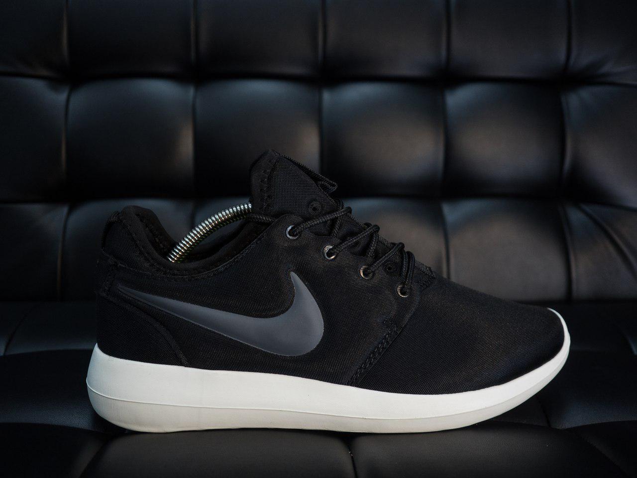 4b91bb54 Мужские Кроссовки Nike Roshe Run V2 Реплика — в Категории