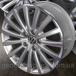 Оригинальный комплект колес 18'' VW T6 Multivan