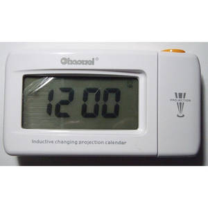 Часы настольные +с проекторомCW8098