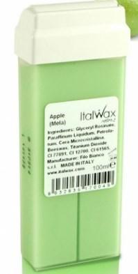 Воск для депиляции Ital Wax Зeлeнoe яблoкo 100 мл