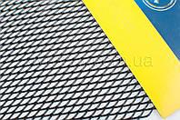Гриль-сетка декоративная Sahler, размер сетки 1*0.2м, размер ячейки, цвет: черный