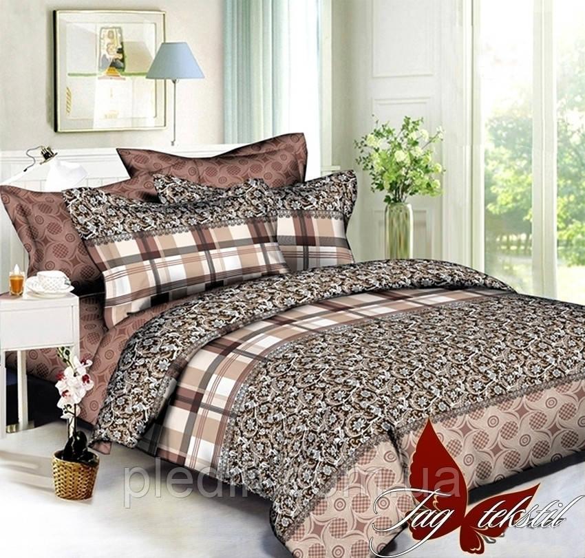 Семейное постельное белье Ранфорс TAG R-1669