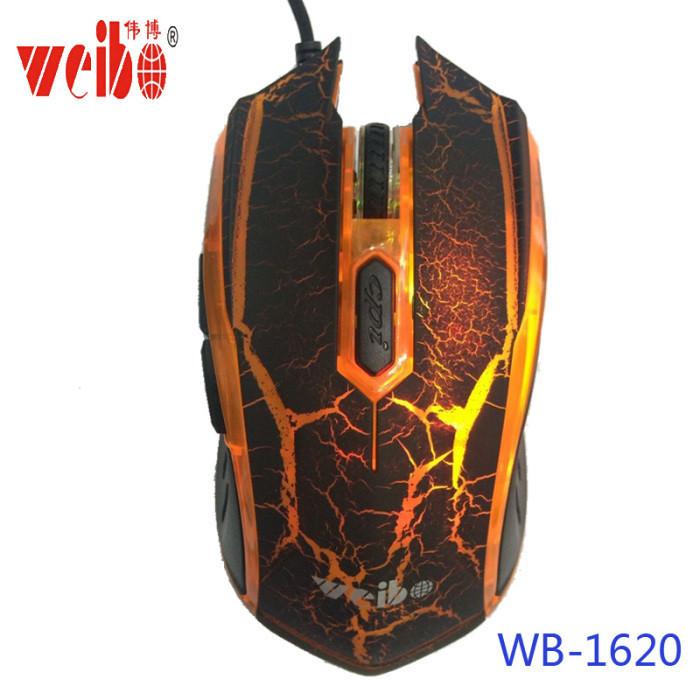 Проводная игровая мышь Weibo WB-1620