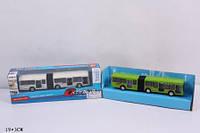 Автобус металлический игрушечный