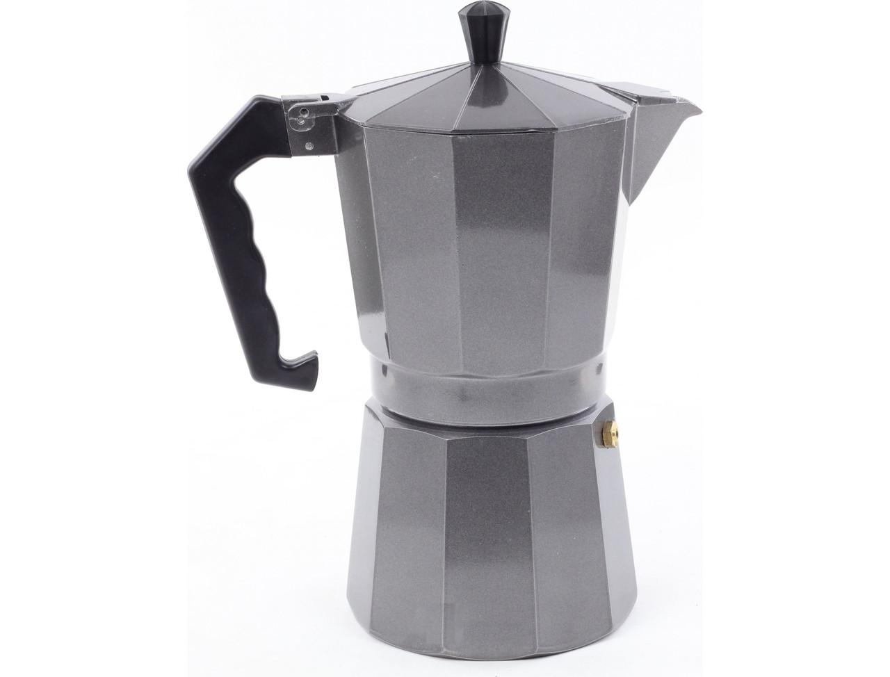 Кофеварка гейзерная Maestro Rainbow MR-1666-6 (300мл) (на 6 чашек)