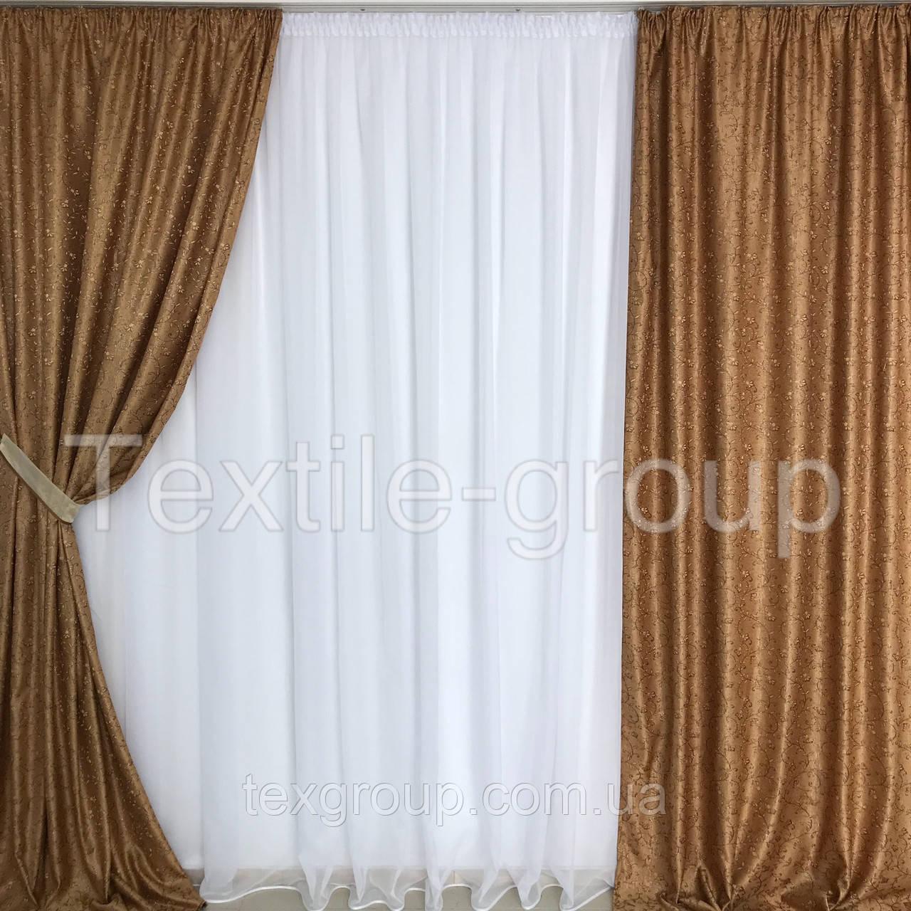 Готовые шторы №331