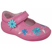 Дитячі туфлі(мокасіни,босоніжки,балетки)Kids Start-Rite Honeybee Розмір (UK 5) 22 Шкіра