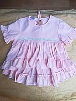 Модная туника для девочек от 116 до 128 см рост.