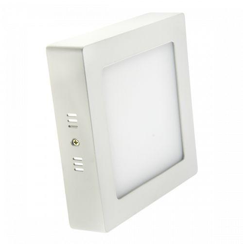 """Светодиодный LED светильник 18 W """"квадрат"""" 4000К накладной Bellson"""