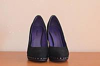 Туфлі  женские Graceland на каблуке б/у из Германии