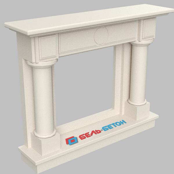 бетон порталы