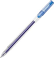 Ручка гелевая HIPER Teen Gel HG-125 0,6мм зеленая, фото 1