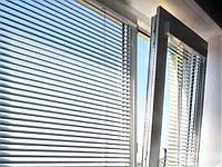 Горизонтальные алюминиевые жалюзи Венус металлик, ламель 25 мм