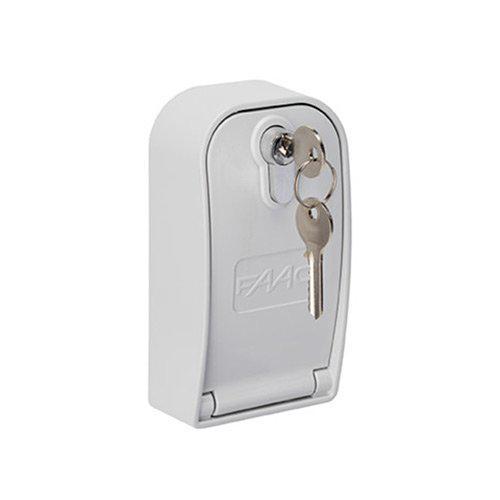 Ключ-селектор FaacXK30 с рычажным механизмом разблокировки, фото 1