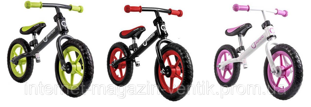 Велобег Lionelo Fin Plus