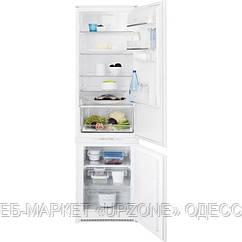Холодильник с морозильной камерой Electrolux ENN13153AW