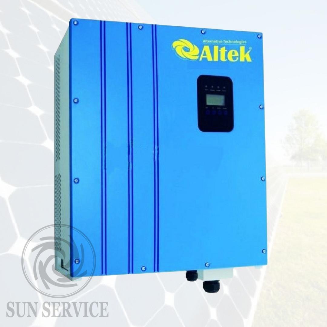 ALTEK AKSG-30K-TM з 3 МРРТ трекерами трьохфазний мережевий інвертор 30 кВт