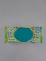 Детские влажные салфетки Pampers, 64 шт