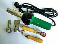 Профессиональный сварочный фен для сварки кровельной пвх мембаны RAYMA 1600
