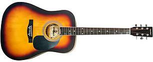 Акустична гітара MAXTONE WGC4010 (SB)