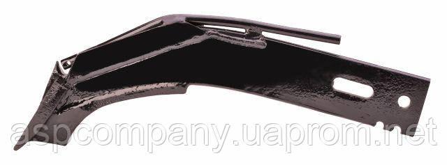 """Ніж аплікатора Case IH Nutri Placer 930; 33607135, трубка 3/8"""", п'ятка 45 мм"""