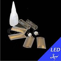 Шланги крепления для 13мм трубки свет LED