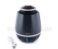 Светильник-мухоловка Remax Mortal Suction Mosq Lamp RT-MK02, фото 1