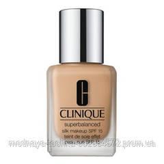 CLINIQUE Легкий тональный крем SPF 15 Superbalanced Silk Makeup SPF15 № 08 Silk Canvas (пробник)