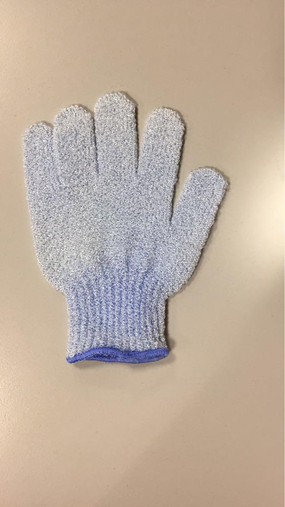 Перчатка пилинг