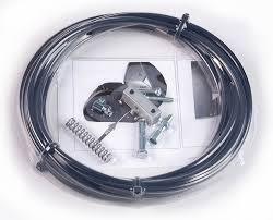 Комплект для внешней разблокировки (совместим с Faac XK30 и Faac XK21 L 24В)