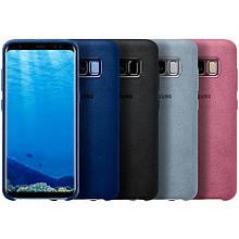 Чехол Alcantara Cover (Замш) для Samsung Galaxy S8 (G950)