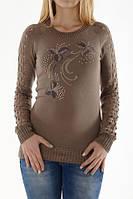 Джемпер красивий Лілії р 40,42,44,46, фото 1