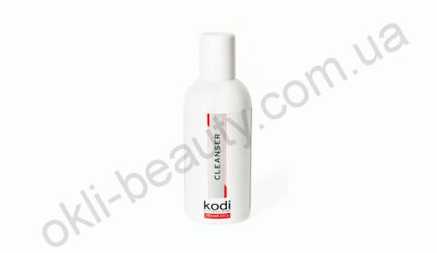 Рідина Cleanser для зняття липкого шару Kodi Professional, 250 мл
